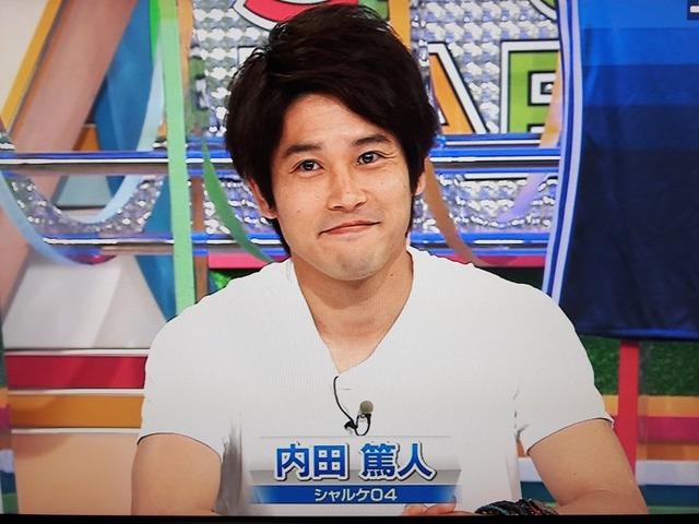 ◆TV出演◆内田篤人静岡ローカル スポパラ出演