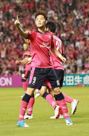 ◆日本代表◆C大阪FW杉本健勇が日本代表の秘密兵器???代表初招集浮上
