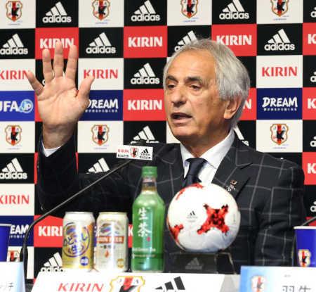 ◆日本代表◆世界5位ベルギーと腕試し! 11月欧州遠征で激突