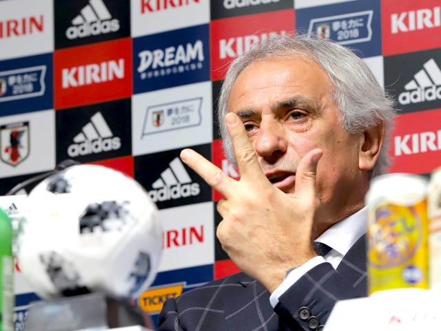 ◆日本代表◆12・1深夜W杯組み合わせ抽選会、ハリル監督「ブラジル、ドイツ、フランスと当たりたい」