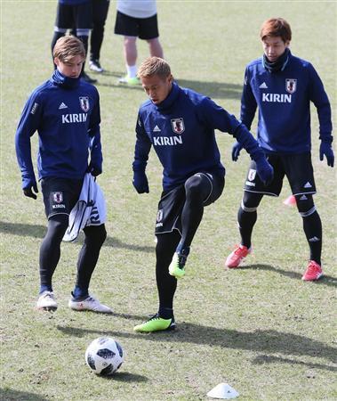 ◆日本代表◆本田圭佑「こんな頭のいかれた選手はいない」