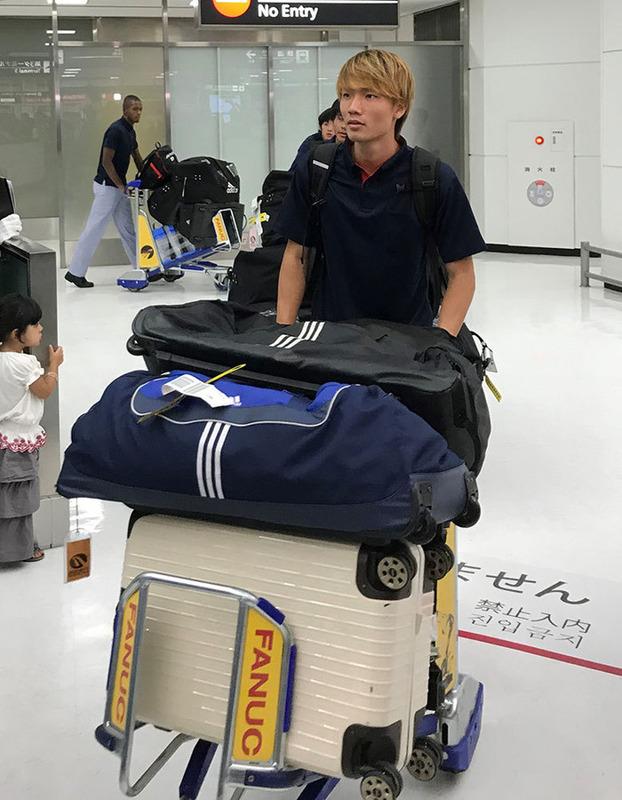 """◆アジア大会◆U21代表・板倉、「(韓国と)フィジカル、スピードの差を""""少し""""感じた」"""