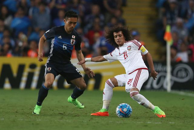 ◆W杯予選◆オマルが手本とすべきアジア大陸最高の輸出選手・香川 by UAE紙