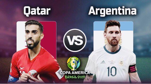 ◆Copa◆B組3節 アルヘン、カタールに2-0で勝利GL2位突破、コロンビアがパラグアイを破り首位、3位は勝ち点2のパラグアイ