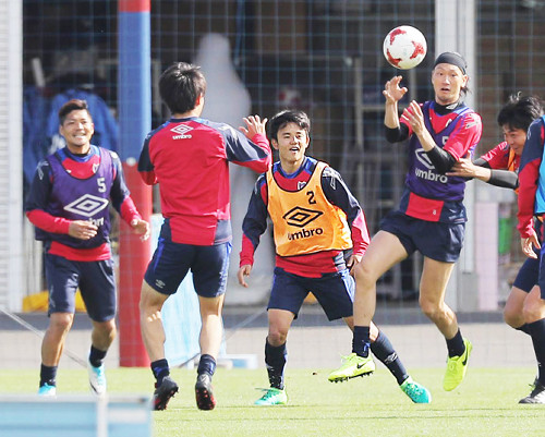 ◆Jリーグ◆元バルサ久保健英 久保、5・3トップチームデビュー戦いきなり先発も