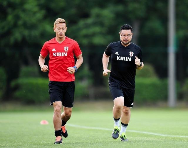 ◆日本代表◆本田圭佑久々に本田節『海外の2メートルの男とケンカしたい日本人だっているわけです。』