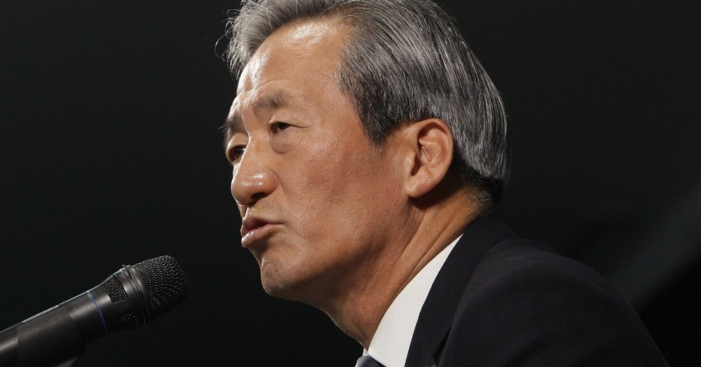 ◆FIFA会長選◆鄭夢準へブラッターが反撃!チョン氏の態度は無礼である!