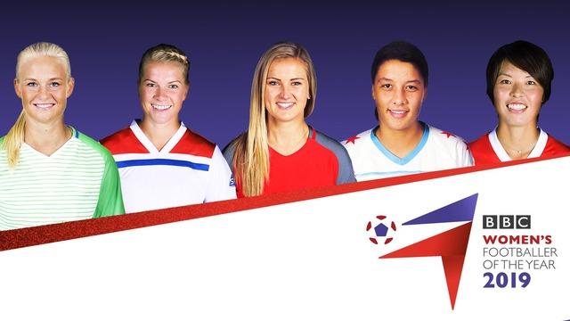 ◆女子サッカー◆なでしこ熊谷紗希、BBC年間最優秀女子サッカー選手候補5名選出