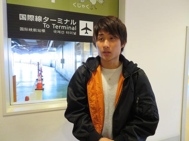◆画像◆元浦和、インゴルシュタットの関根貴大が帰国ファッションがなんかちょっとヘンだと話題に!