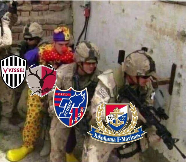 ◆画像◆それではACL出だし絶好調Jリーグ勢4チームの勝利の行進を御覧ください!