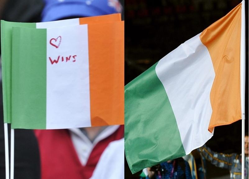 ◆悲報◆ルーニー、アイルランドの祝日にアイルランド国旗とコートジボワール国旗を間違える