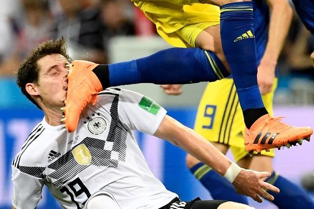 ◆画像◆ドイツ代表セバスチャン・ルディの負傷シーンが痛すぎると話題に!