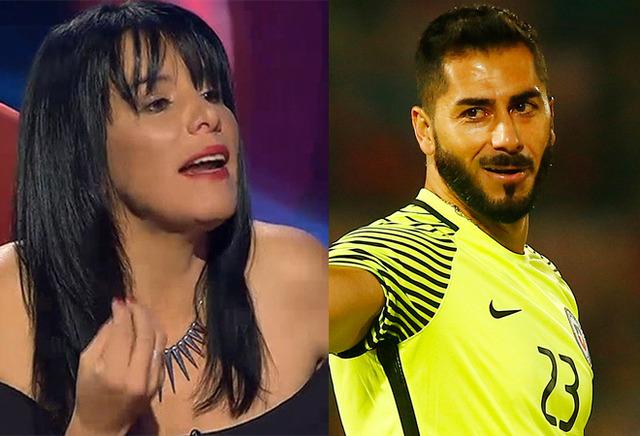 """◆南米◆""""チリ人妻""""アニータ、母国代表GKとの情事を告白!「彼の身体にはお金を払う価値がある」"""