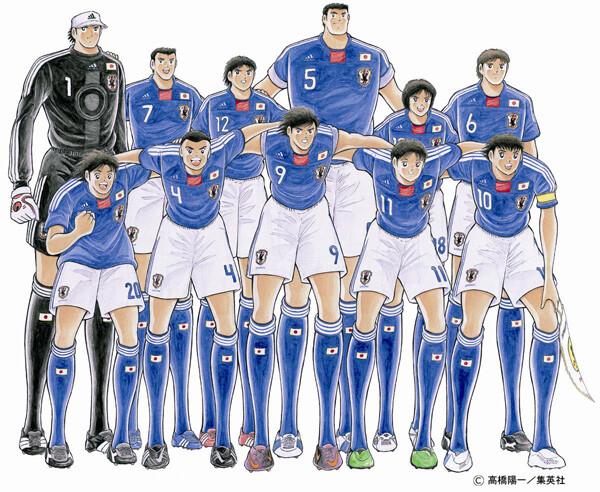 """◆日本代表◆日本人選手が急速に""""巨人化""""している 消えてきた高さ、パワーへのコンプレックス"""