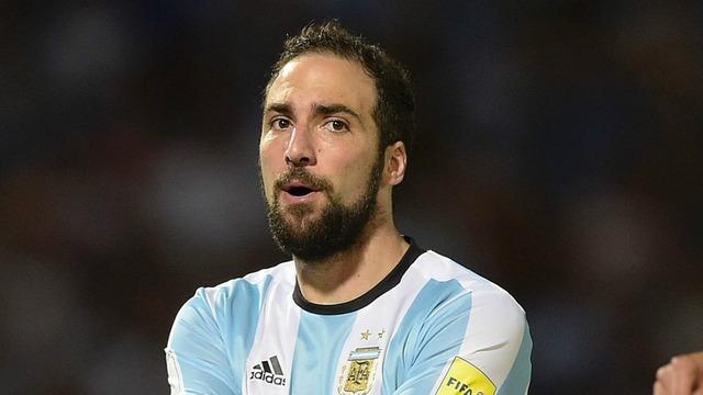 ◆アルゼンチン代表◆イグアイン代表引退を発表…「多くの人が喜んでいる」と非難に対する皮肉も