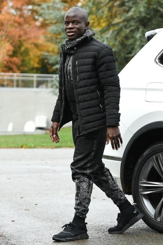 ◆朗報◆プレミア一庶民的なサッカー選手エンゴロ・カンテさんのファッションセンス向上