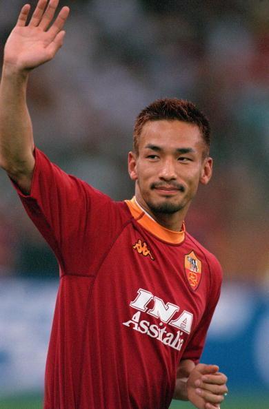 ◆セリエA◆イタリアで再評価される「NAKATA」の衝撃「サッカー史上で最も才能に恵まれたアジア人」