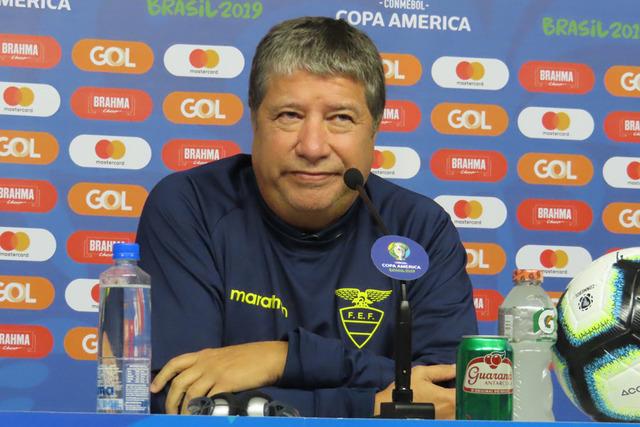 """◆Copa◆エクアドル代表監督""""日本批判""""に異議!「南米がこのチームを下に扱うことはできない」"""