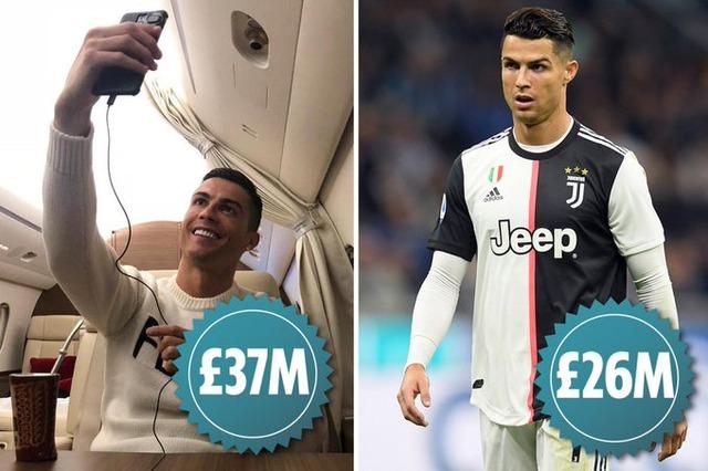 ◆朗報?◆クリロナさんサッカーよりインスタの収入のほうが多い模様www