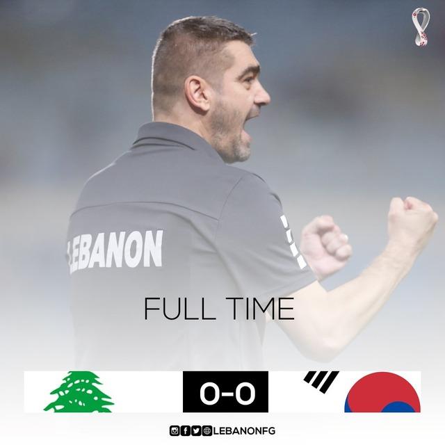 ◆W杯予選◆韓国とレバノンが永遠のライバルすぎると話題に!