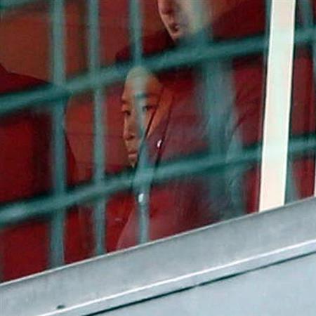 ◆日本代表◆メンバー外の香川真司、スタンド観戦