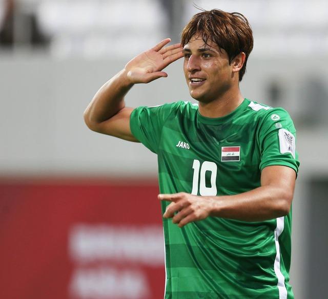 ◆セリエA◆ユベントス、イラク代表18歳FWモハナド・アリ獲得熱望か by ガゼッタ