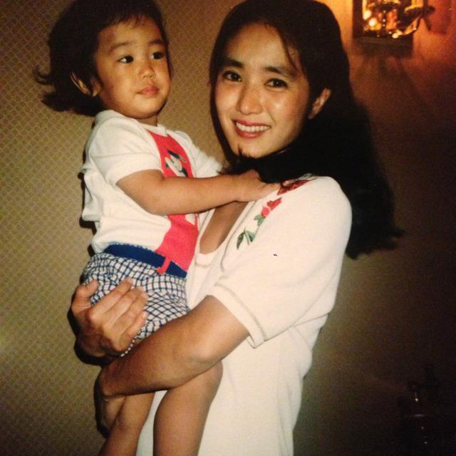 ◆画像◆ニューカッスル武藤よっちのママと3歳位の武藤よっちが似すぎてる?