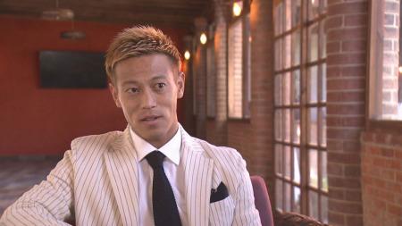 ◆日本代表◆本田圭佑「プロフェッショナル」出演 初めて明かされるハリル氏解任の舞台裏