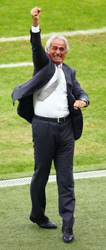 ◆日本代表◆日本サッカー協会、ハリルホジッチ氏と年俸で基本合意