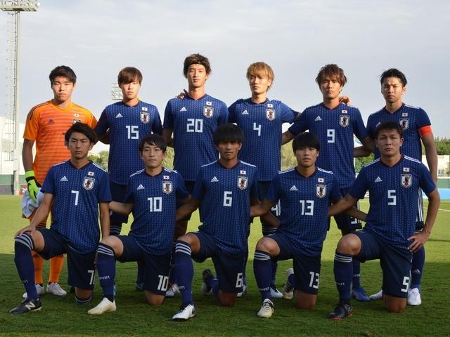 ◆U世代◆A代表より期待感は上!?AFC U23選手権予選に臨むU22日本代表発表…久保建英らを選出…