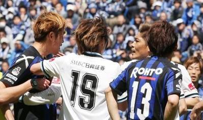 ◆Jリーグ◆宇佐美「何すんだ!」に大久保「点取ってから言えよ!それでも代表か!」