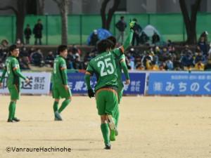 ◆JFL◆ヴァンラーレ八戸の元日本代表DF市川大祐が引退を発表、チュニジア戦では中田英にアシストも