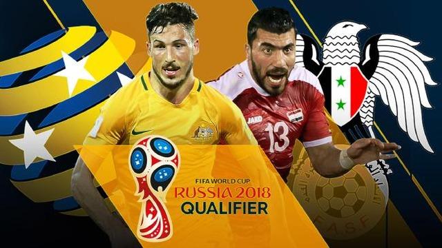 ◆W杯予選速報◆アジアPO2戦 豪州×シリア シリア、カウンターからアルスーマのゴールで先制!
