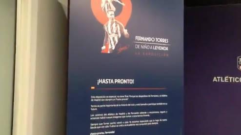 ◆リーガ◆アトレチコのホーム、ワンダ・メトロポリターノにあるF・トーレス記念展示室の広さは異常…さすがレジェンド