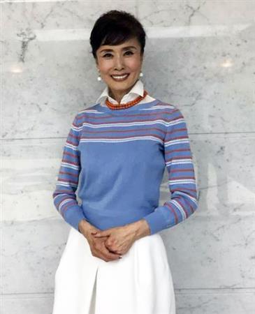 ◆悲報◆小柳ルミ子、ビッグ3と「食事をしたいわ」日本代表へ愛のメッセージ