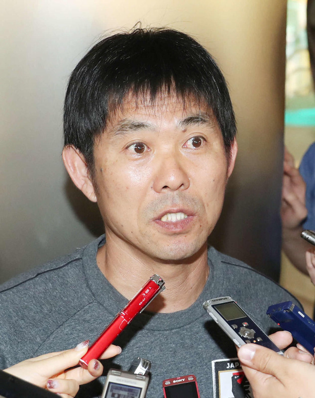 ◆悲報◆日本代表監督森保一さん、記者会見で目が泳ぐ