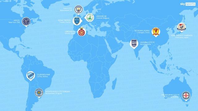 ◆プレミア◆マンチェスター・シティ、ボリビアのクラブを買収しシティグループ拡大