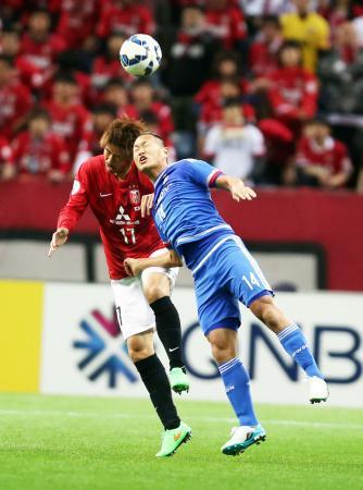 ◆ACL◆チョン・テセがJへの挑発的発言を釈明「浦和との試合について言ったつもりだった」