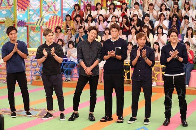 ◆TV出演◆内田組のVS嵐、大迫勇也と三竿、ドリブルもキッキングスナイパー下手すぎワロタwww