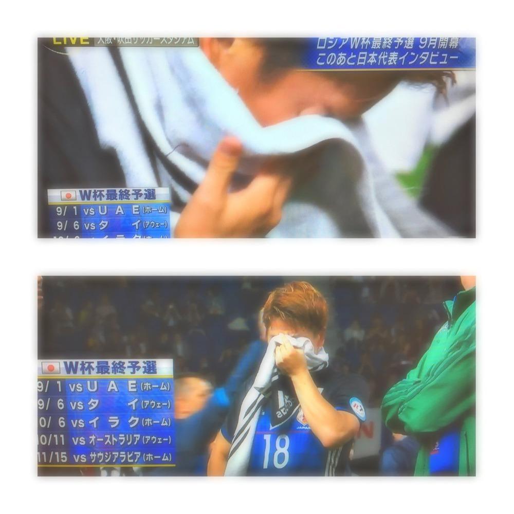 ◆悲報◆ゴール前ドフリーでパスした浅野 試合後に泣く!しかしほとんど擁護の声無し!