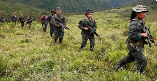 ◆南米◆コロンビアの左翼ゲリラ組織がプロサッカー参入か、チーム名は「ラ・パス(平和)FC」が有力