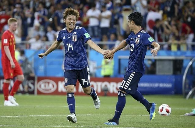 """◆ロシアW杯◆「日本は完全にヤバいチームだった!」英紙記者が""""ベルギー戦""""を大会ベストゲームに選出!"""