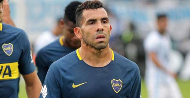 ◆悲報◆ボカFWカルロス・テベス、刑務所でサッカーして負傷