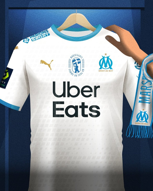 ◆画像◆マルセイユの新シーズンユニが首都高を逆走しそうだと…