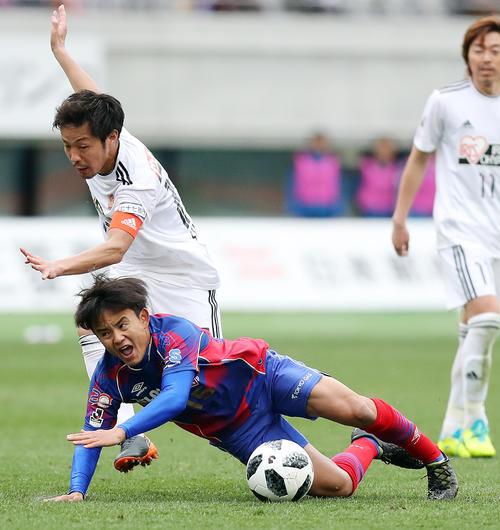 ◆悲報◆FC東京の至宝久保健英苦悩「ボールがなかなか貰えない」