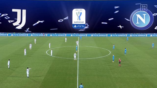 ◆スーパー杯◆ユーベ×ナポリ ユーベ、ガッツvsピルロ対決はロナウドとモラタのゴールで2年ぶり9回目の優勝!ナポリインシーニェPK失敗響く