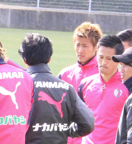 ◆悲報◆C大阪、主力組清武ら控え組に完敗、尹監督カミナリ「何のために練習やっているのか」
