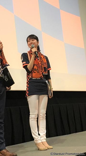 ◆Jリーグ◆大宮アルディージャ応援番組の新アシスタント朝倉未菜がJ1レベルだと話題に!