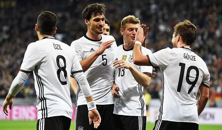 ◆速報◆ドイツ代表EURO2016メンバー発表!ロイス、誕生日に落選を知る(´・ω・`)