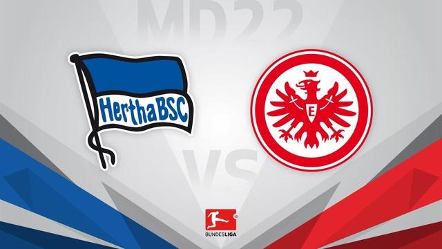 ◆ブンデス◆22節 ヘルタ×フランクフルトの結果 ヘルタ2-0で勝利!5位浮上、原口は2点目の起点に…1vs1は長谷部完勝もフランクは6位に